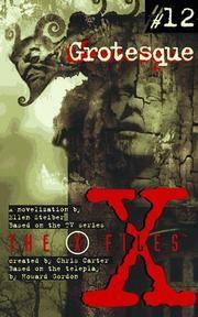 X Files YA #12 Grotesque