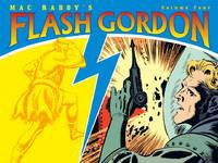 Mac Raboy's Flash Gordon, Volume Four
