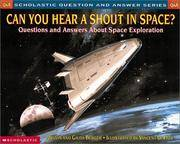 image of Can You Hear A Shout In Space? (Scholastic Question & Answer)