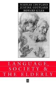 Language, Society and the Elderly