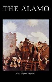 The Alamo (Bison Book S)