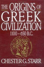 Origins Of Greek Civilization