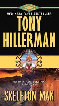 Skeleton Man by  Tony Hillerman - Paperback - 2010 - from City Lights Bookstore (SKU: 0061967793-01)
