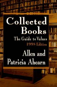 image of Collected Books: The Guide to Values, 1998 Edition