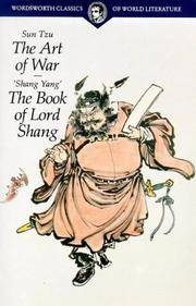 The Art Of WarThe Book Of Lord Shang