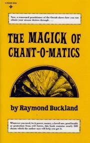 The Magic of Chant-O-Matics