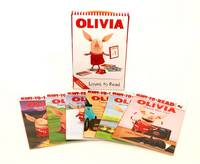 OLIVIA Loves to Read: Olivia Trains Her Cat; Olivia and Her Ducklings; Olivia Takes a Trip;...