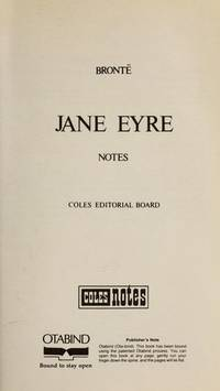 Jane Eyre / Coles Notes