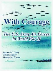 image of With Courage: The U.S. Army Air Forces in World War II