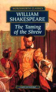 an essay on the play the taming of the shrew by william shakespeare