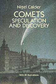 Comets Speculation and Discovery