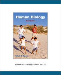 Human Biology by  Sylvia S Mader - Paperback - from Bonita (SKU: 0071285792)