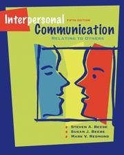 image of Interpersonal Communication: Relating to Others (5th Edition)