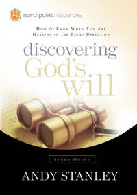 image of Discovering God's Will Study Guide: How to Know When You Are Heading in the Right Direction (Northpoint Resources)