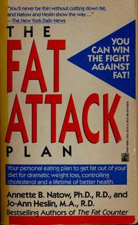 The Fat Attack Plan by  Jo-Ann  Annette B.; Heslin - First - 1990 - from Snowball Bookshop (SKU: w42070DI)