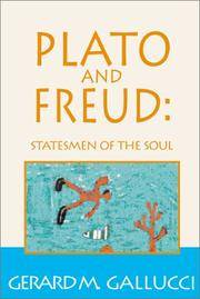Plato and Freud: Statesmen of the Soul
