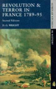 Revolution and Terror in France, 1789-95 (Seminar Studies In History)