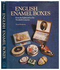 image of English Enamel Boxes From The Eighteenth To The Twentieth Centuries