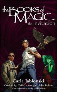 The Books of Magic #1: The Invitation