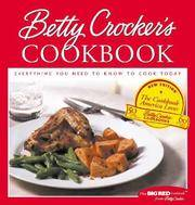 image of Betty Crocker's Cookbook: Everything You Need to Know to Cook Today