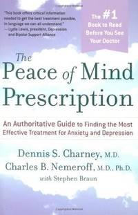 The Peace Of Mind Prescription Pa