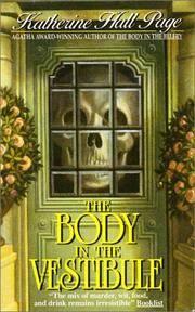image of The Body in the Vestibule: A Faith Fairchild Mystery