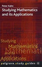 Studying Mathematics and Its Applications