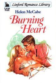 Burning Heart [Large Print]