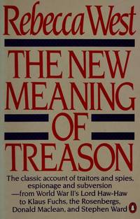 image of The New Meaning of Treason