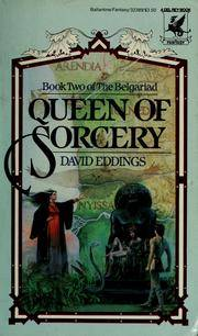 QUEEN OF SORCERY:  Book II of The Belgariad