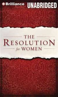 image of Resolution for Women, The