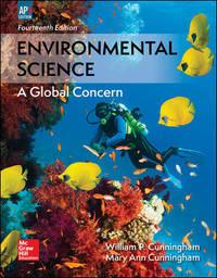 Environmental Science A Global Concern AP Fourteenth Edition