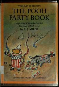 POOH PARTY BOOK