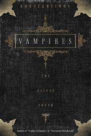 Vampires: The Occult Truth