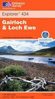 image of Gairloch and Loch Ewe (OS Explorer Map Active)