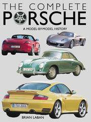 image of The Complete Porsche: A Model-By-Model History of the German Sports Car