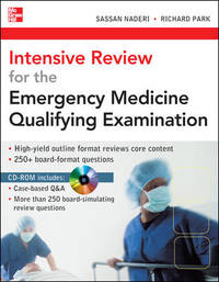 Intensive Review for the Emergency Medicine Qualifying Examination by  Sassan Naderi - Paperback - from Book Outlet and Biblio.co.uk