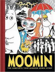 image of Moomin: The Complete Tove Jansson Comic Strip: Vol 1