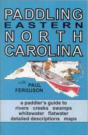 Paddling Eastern North Carolina
