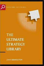 The Ultimate Strategy Library: The 50 Most Influential Strategic Ideas of All Time [Paperback]...