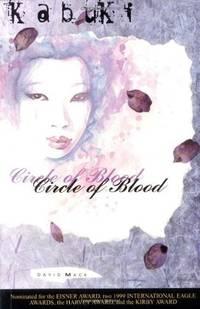 Kabuki: Circle of Blood David Mack; Connie Jiang; Stephen Stegelin and Joe Martin