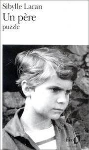 Un père. Puzzle (Collection Folio)
