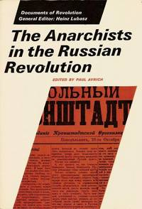 image of Anarchists in the Russian Revolution