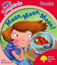 image of Oxford Reading Tree: Stage 4: Songbirds Phonics: Class Pack (36 books, 6 of each title)