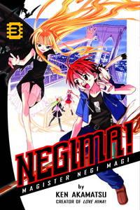 Negima Magister Negi Magi Vol 3