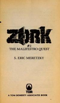 Malifestro Quest by Meretzky, S Eric