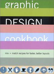 Graphic Design Cookbook: Mix & Match Recipes for Faster, Better Layouts by  Leonard & R. Wippo Meckler Koren - Paperback - Later prt. - 1989 - from Abacus Bookshop and Biblio.com