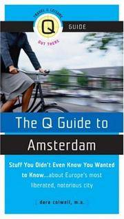 Q Guide To Amsterdam