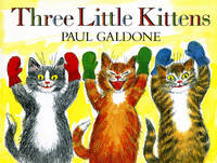 image of Three Little Kittens