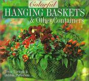 HANGING BASKETS AND OTHER CONTAINERS by TESSA EVELEGH - Hardcover - from Montclair Book Center and Biblio.com